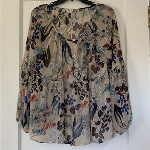 Anthropologie DRA Top